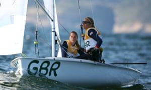 Hannah Mills and Saskia Clark first teamed up 18 months before the London Olympics where they won the silver medal.
