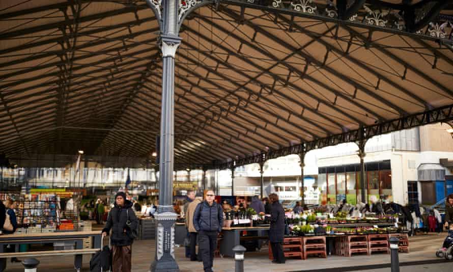 Preston undercover market
