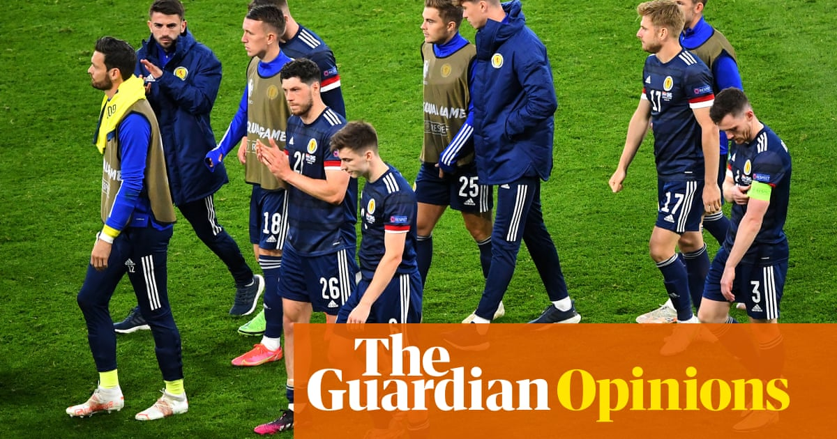 Scotland's key problem remains unchanged: the lack of an X factor