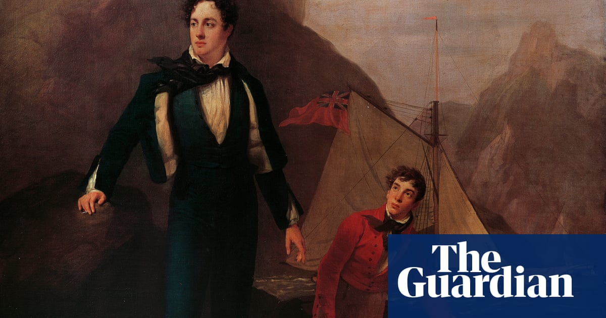 Poem of the week: Love and Death by Lord Byron