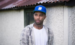 Fromer Premier League star Jermaine Pennant gets used to his more basic surroundings at his new club, Billericay Town.