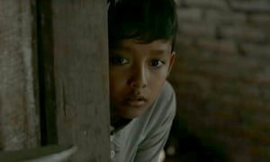 A still from Garin Nugroho's Memories of My Body
