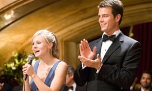 Kristen Bell and Josh Duhamel in When In Rome