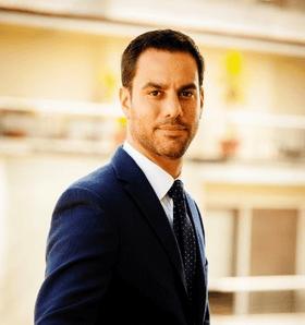 Giorgos Gatos, sales development director, Workable.