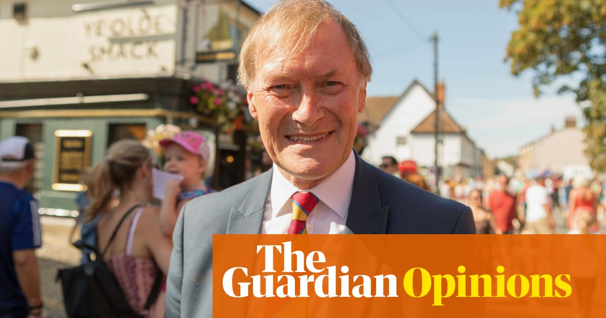 After David Amess's death, MPs will feel the cold shiver of vulnerability
