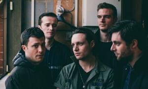 Heading for the country … the Maccabees.