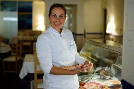 Chef at Puesto 43, Granada, Spain