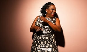 "Sharon Jones: ""If you were lucky enough to see her perform live, you felt as if you had underpaid."""
