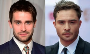 Christian Cooke and Ed Westwick