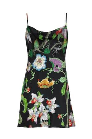 Minnie Beatrice dress, £340, by Olivia von Halle