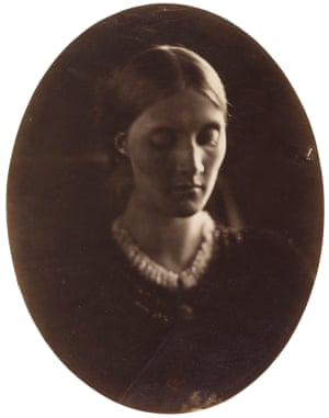 Julia Jackson (1867) by Julia Margaret Cameron