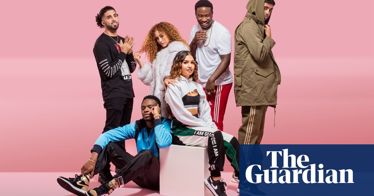 'Everybody is looking at us right now': meet the young ...