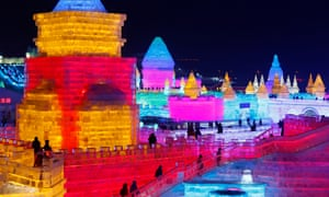 Furniture  Management  Advanced MAIN PICTURE Edit Main image HEADLINE Edit Ice palaces, neon slides and reindeer at China snow festival – in pictures STANDFIRST Edit The 33rd Harbin international ice and snow sculpture festival
