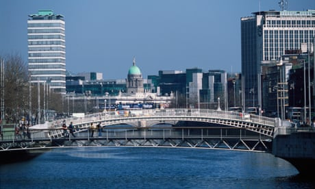 Dozens of UK banks and financial firms 'looking at moving to Ireland'