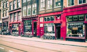 Concerto Recordstore, Amsterdam.