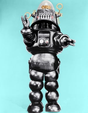 Robby the Robot from Forbidden Planet | $5.375mRobby the Robot, who made his film debut in 1956 in Forbidden Planet, and would later appear in both The Twilight Zone and The Addams Family, became the most expensive movie prop ever sold at auction, fetching $5.375m at Bonham's New York auction house.