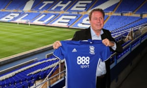 Redknapp is playing a familiar tune to disown Birmingham s blues 3ae138e161fb