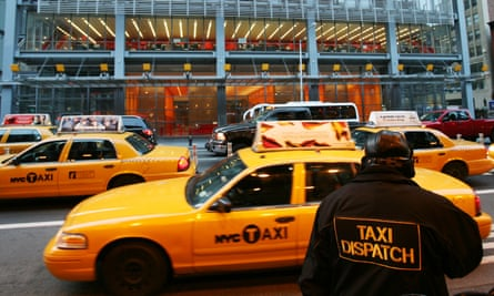 At one point Gene Friedman's company owned 900 medallions, the licenses to run yellow cabs in New York.