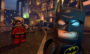 The Lego Batman Movie Review Funny Exciting And Packed With Gags Film The Guardian
