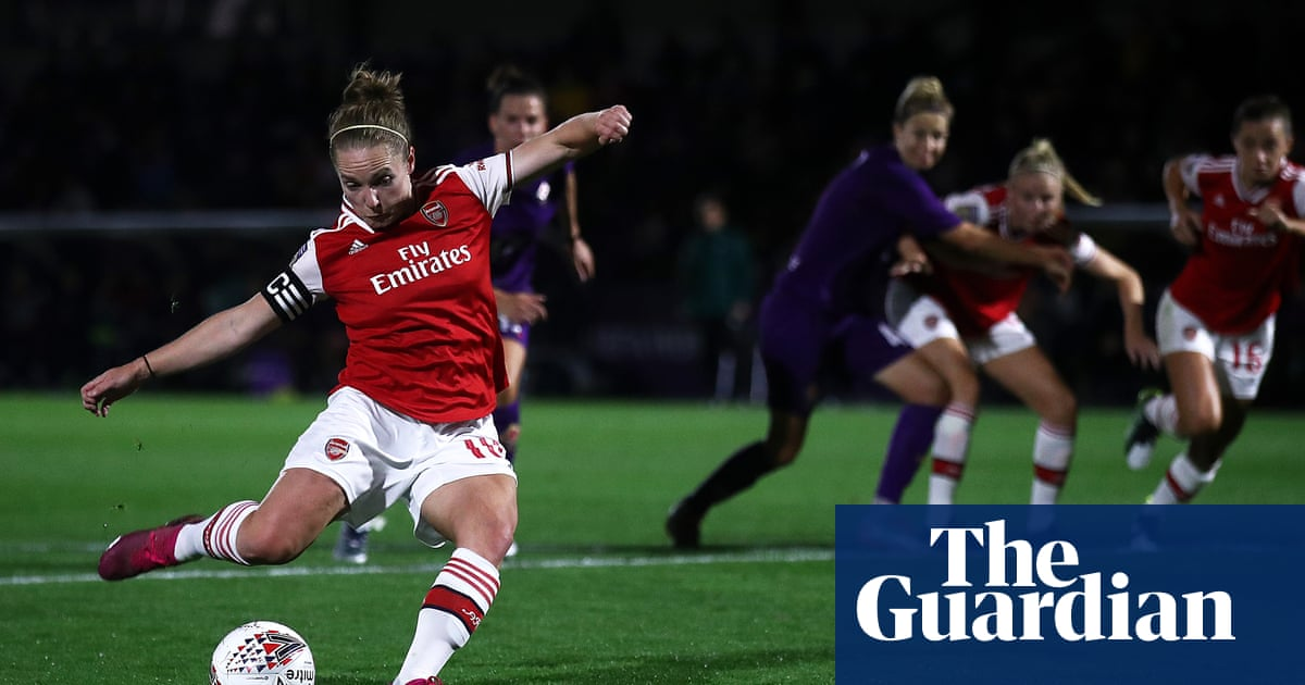 Arsenal cruise past Fiorentina into last 16 thanks to Little and Miedema