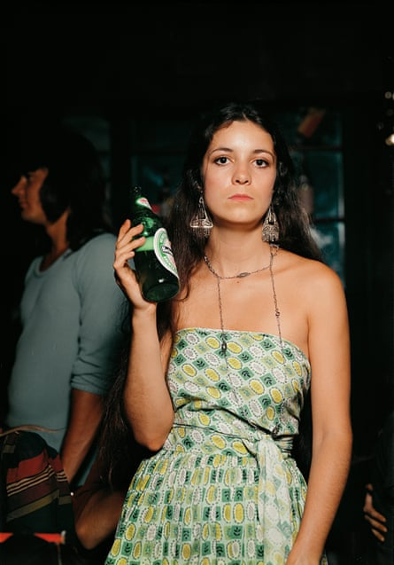 The hard stare … Untitled, 1973-4 by William Eggleston.