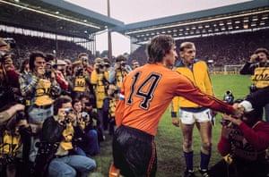 Johan Cruyff in 1974