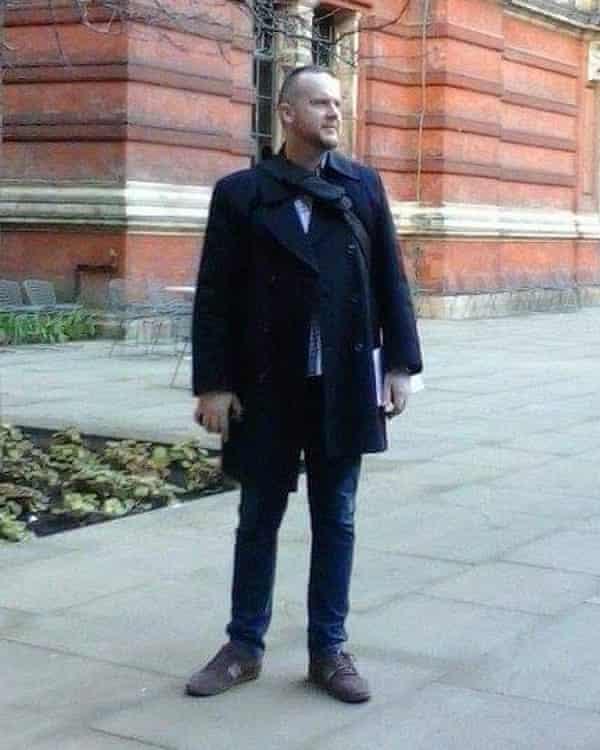 Nicolas, 43, musician and sound engineer, Brussels, Belgium