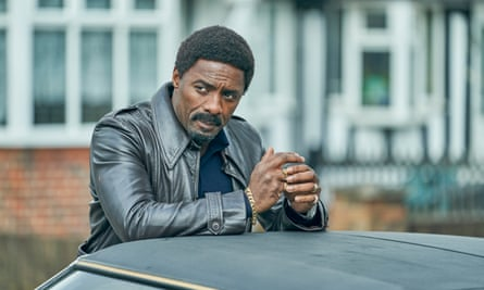 Idris Elba in In the Long Run