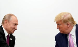 The New York Times article suggested the Kremlin helped Trump win in 2016 to encourage a more pro-Russian foreign policy from the US.