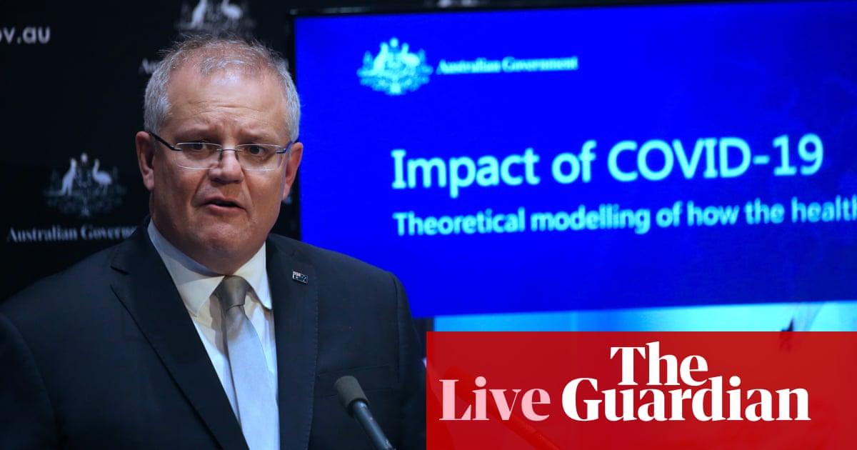 Australia coronavirus live news: Scott Morrison gives update on Covid-19 response – latest updates | World news
