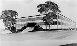 The Gulf Oil Company building on Ponce De Leon Avenue was IM Pei's first building.