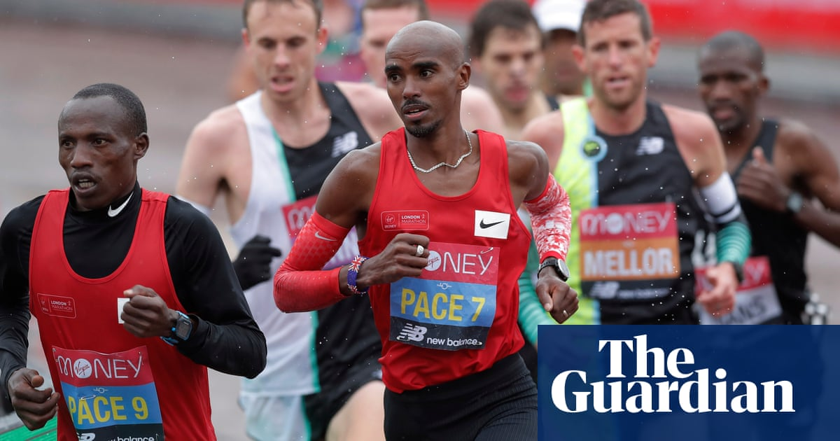 Mo Farahs Olympic hopes could be hit by Im a Celebrity, says UKA chief