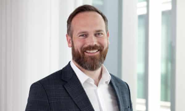Rob McCargow of PwC
