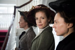 Lucy Worsley steps into the shoes of the Suffragettes.