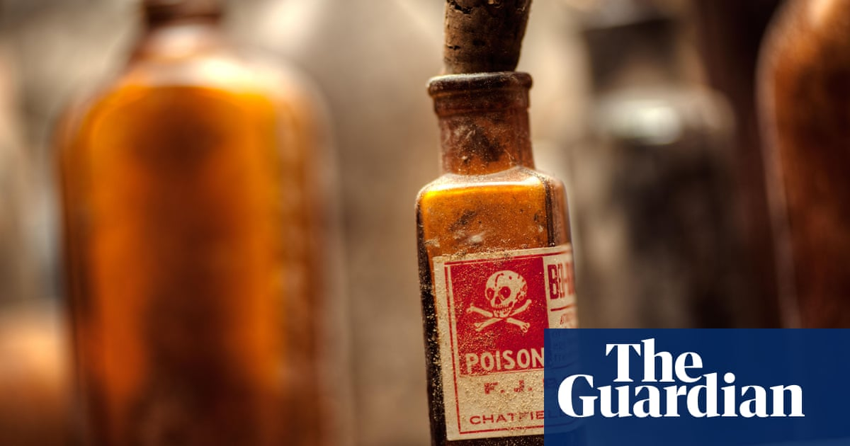 Toxic legacy: a brief history of poison remedies | Science | The ...