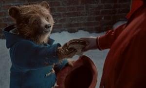 Marks & Spencer Christmas ad starring Paddington Bear