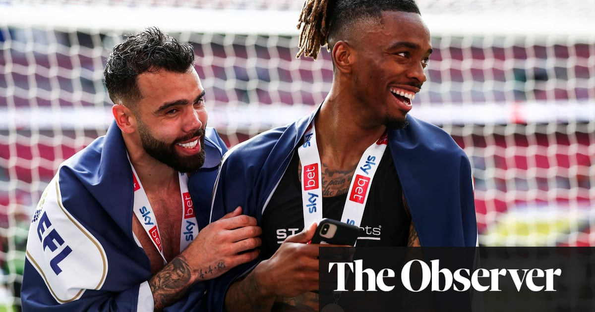 Ivan Toney, Brentford's smooth operator, leads the way at Wembley