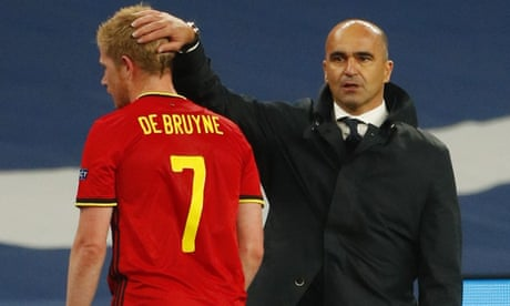 Kevin De Bruyne leaves Belgium squad and returns to City after fitness problem