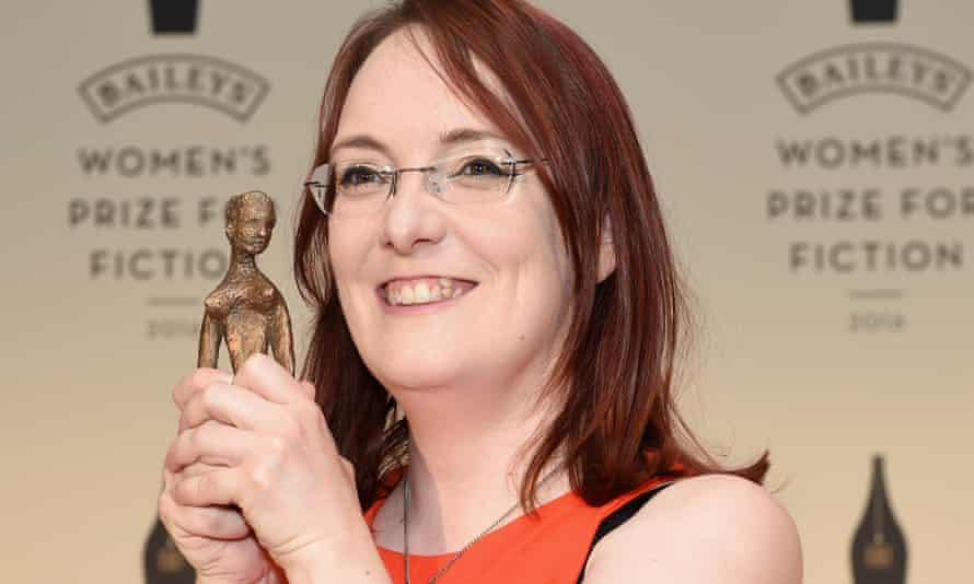 Lisa McInerney wins the 2016 Baileys women's prize for fiction for The Glorious Heresies.