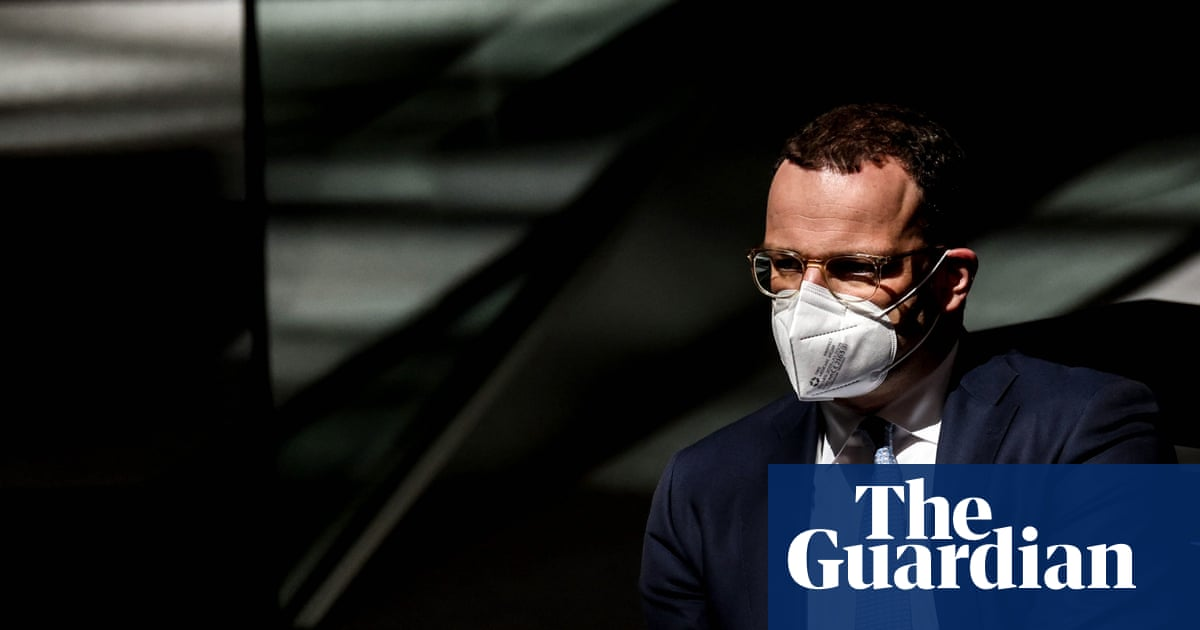 German health minister facing calls to resign over mask furore