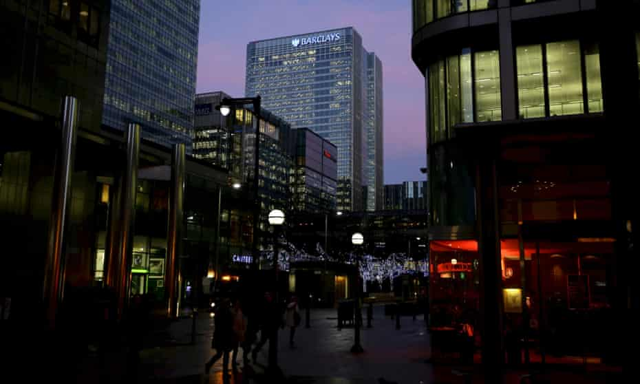 'Canary Wharf owes its success not only to entrepreneurship but to acts of parliament, tax and rent breaks and the public funding of the Jubilee Line extension.'