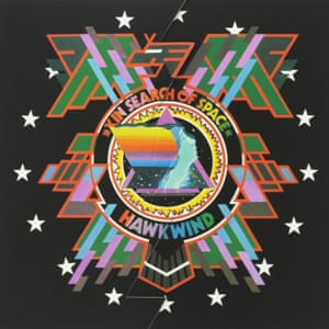 Hawkwind – In Search of Space.