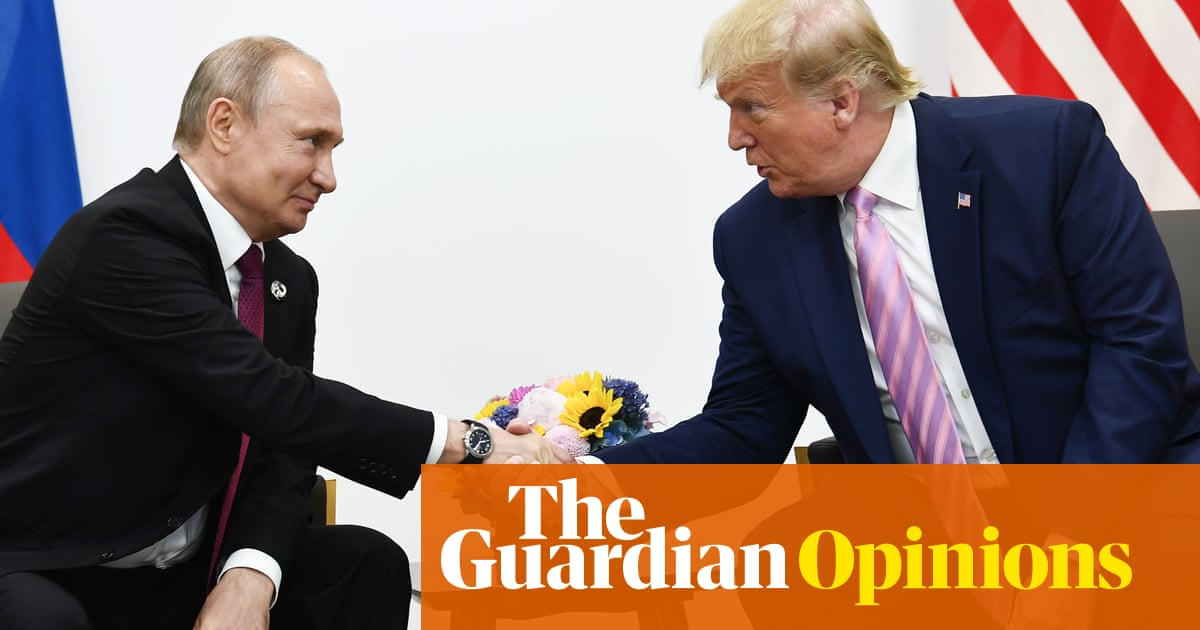 Russia is killing US soldiers. Trump's response is a shameful dereliction of duty | Michael H Fuchs