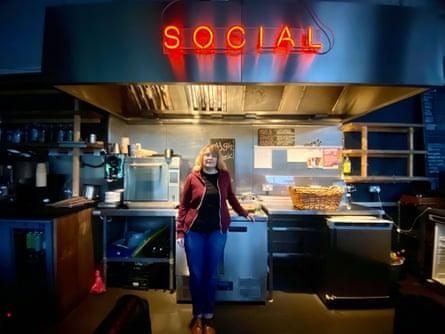 Sarah Lakin at Micklegate Social