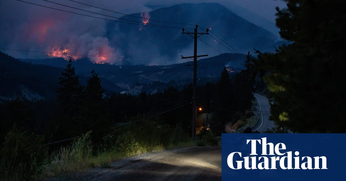 Canadian inferno: northern heat exceeds worst-case climate models