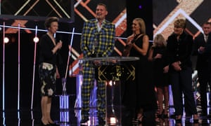 Doddie Weir, who received an award at the BBC's Sports Personality of the Year, was diagnosed with MND in 2016.