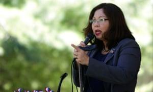 Illinois senator and Iraq war veteran Tammy Duckworth