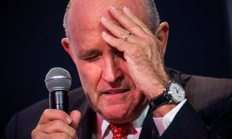 'Truth isn't truth': Giuliani trumps 'alternative facts' with new Orwellian outburst