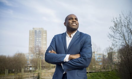 David Lammy indicated he may run for the Labour leadership.
