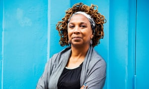Kimberlé Crenshaw, American civil rights activist.